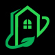 Green Residence Logo - GraphicRiver Item for Sale