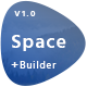 Space - Responsive Email Template + Online Builder Nulled