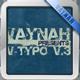V-Typo V.3 - Grunge Typography. Full HD - VideoHive Item for Sale