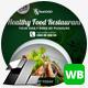 Food & Restaurant Web & Facebook Banners - GraphicRiver Item for Sale