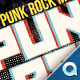 Punk Rockr Retro Poster and Flyer Template - GraphicRiver Item for Sale