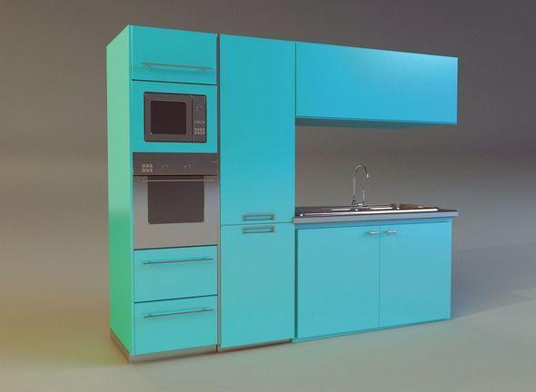 Kitchen 3 - 3DOcean Item for Sale