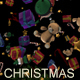 Christmas Presents Rain - VideoHive Item for Sale