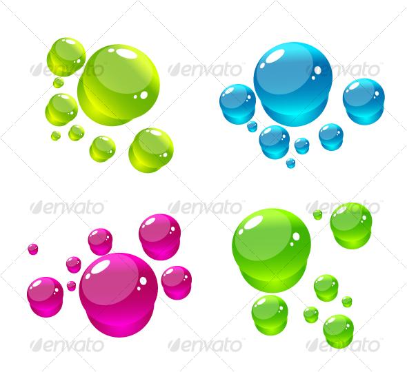 Water drops - Nature Conceptual