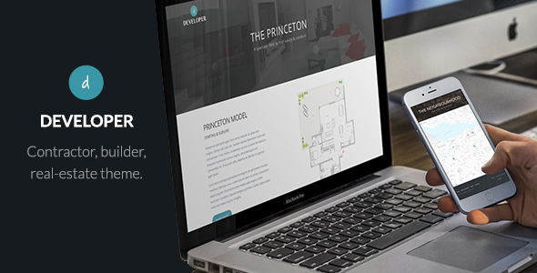 Developer – Builder, Contractor, Developer WP Theme