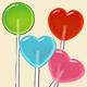20 Realistic Lollipop Text Effect