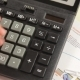 Businessman Counting On a Calculator - VideoHive Item for Sale