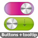 CSS3 Toggle Buttons and Tolltip - CodeCanyon Item for Sale