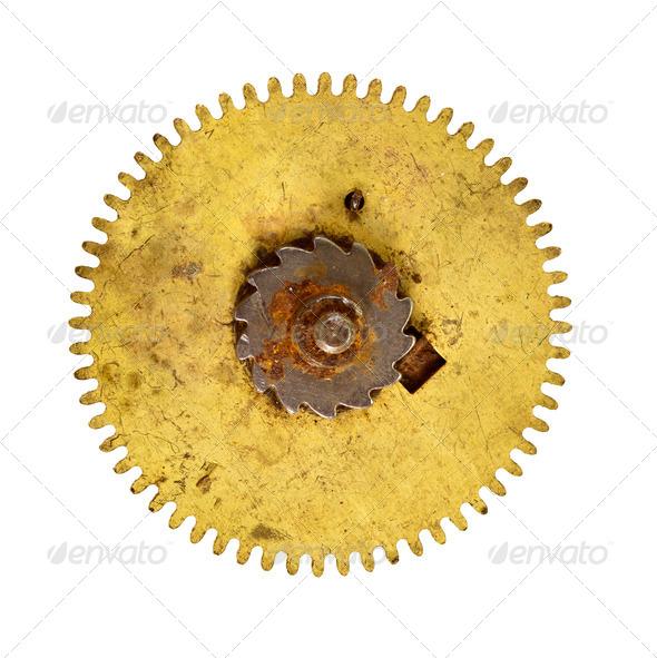 cog wheel - Stock Photo - Images