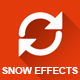 Snow Effects for Slider Revolution