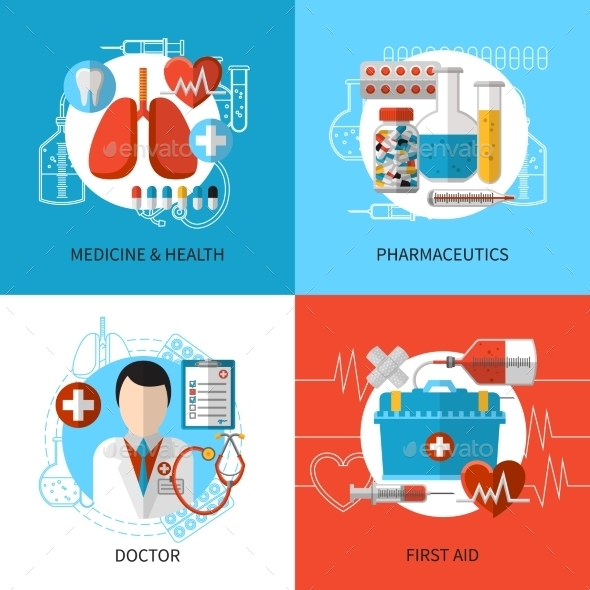 Medical Design Concept - Health/Medicine Conceptual