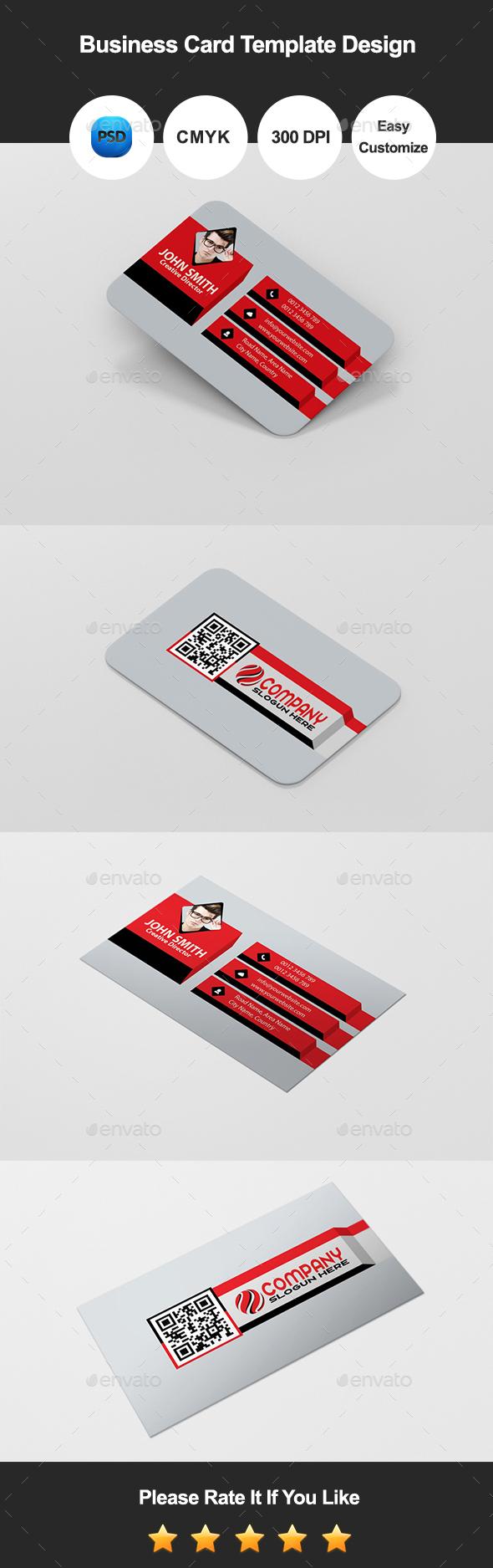 Redtrola Creative Business Card Template Design - Creative Business Cards