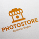 Photo Store Logo - GraphicRiver Item for Sale