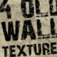 4 Old Wall Textures - GraphicRiver Item for Sale