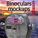 Binoculars Mock-ups - GraphicRiver Item for Sale