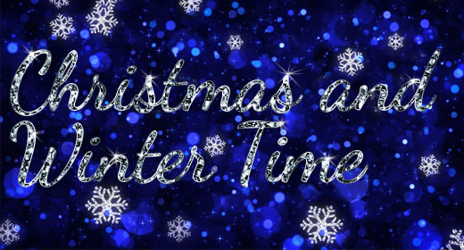 Christmas and Winter Time