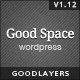 Good Space - Responsive Minimal WP Theme Nulled