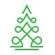 Christmas Tree Logo - GraphicRiver Item for Sale