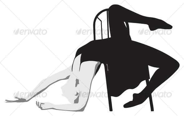 Ballet dancer - People Characters