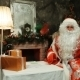 Greeting Santa Claus From His Residence - VideoHive Item for Sale