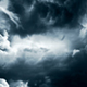 Flying Through the Storm - VideoHive Item for Sale