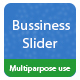 Business web slider - GraphicRiver Item for Sale