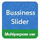 Business web slider - GraphicRiver Item for Sale