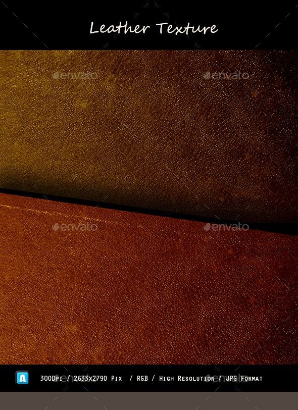 Leather Texture 0258 - Nature Textures