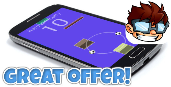 DUET SPINNING +Admob +IAP +Vungle +4 difficulties !!! - CodeCanyon Item for Sale