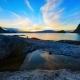 Sunset At Lofoten Coast - VideoHive Item for Sale