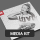 Magazine Media Kit - GraphicRiver Item for Sale