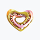 Love heart - 3DOcean Item for Sale
