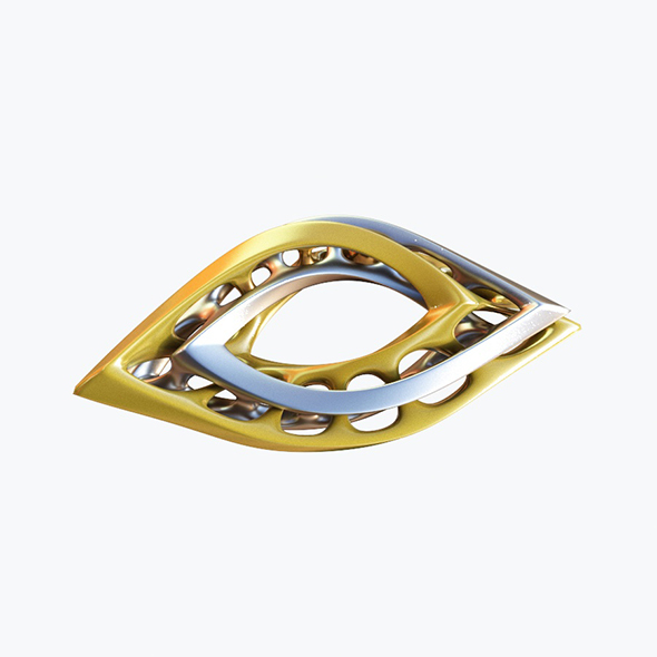 Jewelry eye - 3DOcean Item for Sale