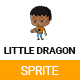 Little Dragon Sprite - GraphicRiver Item for Sale