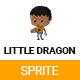 Little Dragon Sprite - GraphicRiver Item for Sale