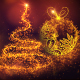 Merry Christmas Gold - VideoHive Item for Sale