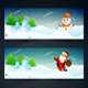 Christmas Headers - GraphicRiver Item for Sale