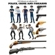 Police and Criminal Set - GraphicRiver Item for Sale