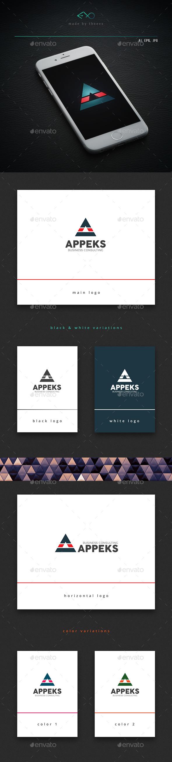 Appeks - Letters Logo Templates