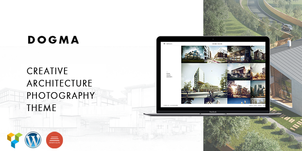 Dogma - Responsive Architecture WooCommerce WordPress Theme