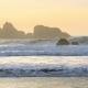 Surf On The Pacific Coast - VideoHive Item for Sale