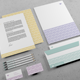 Stationery Premium mock-up - GraphicRiver Item for Sale