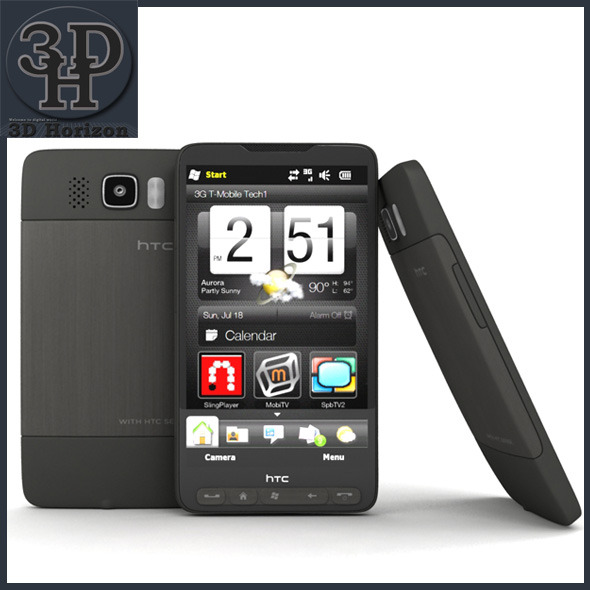 HTC HD2 - 3DOcean Item for Sale
