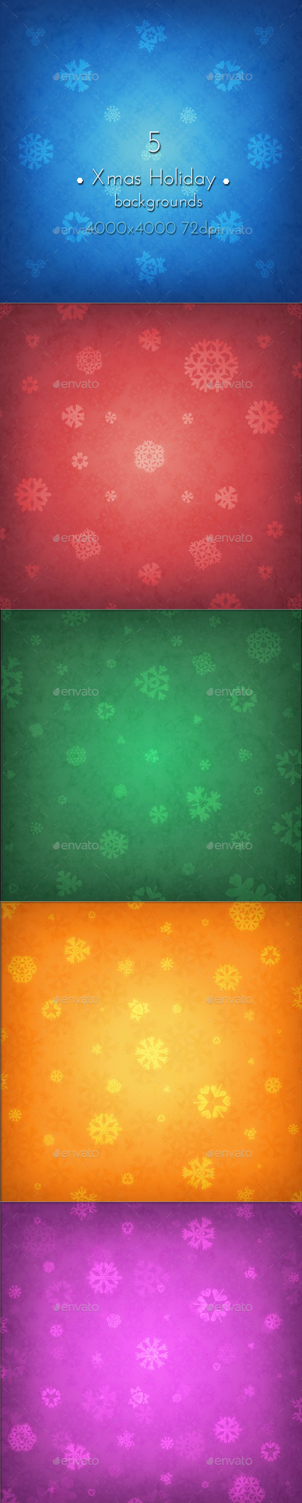 Christmas Holiday Pattern - Patterns Backgrounds