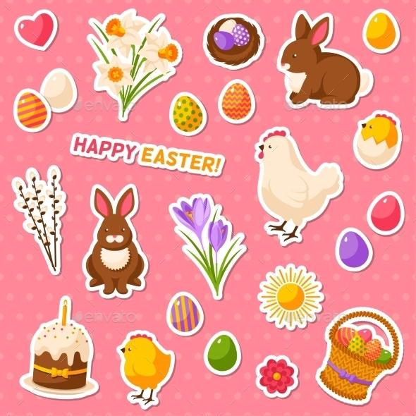 Easter Scrapbook Set - Miscellaneous Seasons/Holidays