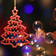 Christmas Tree Decoration Bubbles - VideoHive Item for Sale