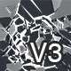 3D Glass Shatter Pack V3 - VideoHive Item for Sale
