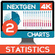 Download 4K NextGen Resizable Statistics Charts & Infographics Pack Two from VideHive