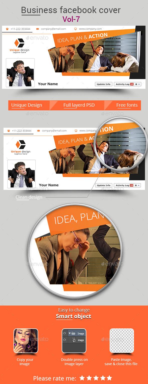 Business Facebook Cover Vol- 7 - Facebook Timeline Covers Social Media