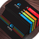 Colorful Corporate Business Card - GraphicRiver Item for Sale